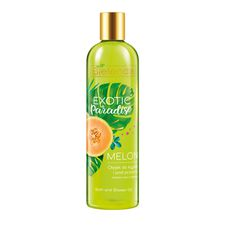 EXOTIC PARADISE Olejek do kąpieli i pod prysznic  Melon 400 ml