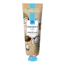 Krem do rąk - Hand Cream - Coconut Oil - nawilżający, 50 ml
