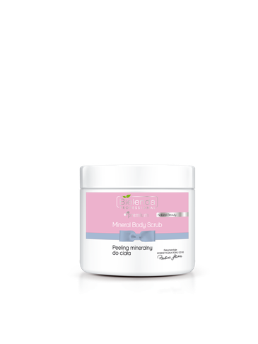 Natural Beauty Peeling mineralny do ciała 650 g