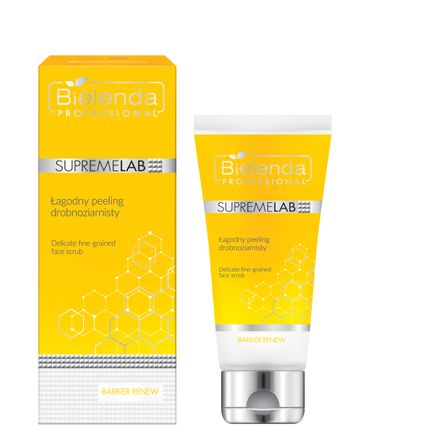 Supremelab Barrier Renew Łagodny peeling drobnoziarnisty 70g