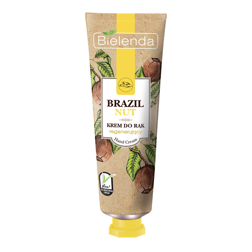 Krem do rąk- Hand Cream - Brazil Nut - regenerujący, 50 ml