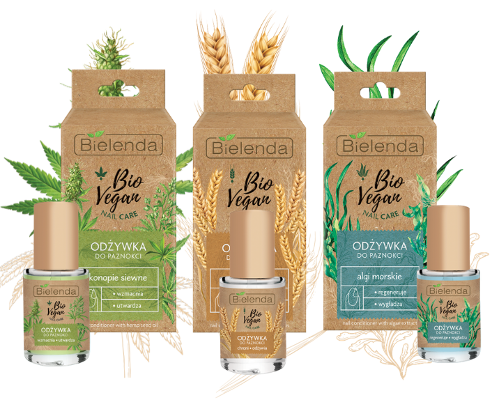 BIO VEGAN NAIL CARE
